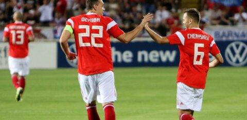 Русские идут! Футбольная сборная России разгромила Кипр и вышла на чемпионат Европы