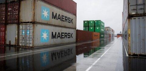 Коронакризис не повлиял на объем грузов в эстонских портах