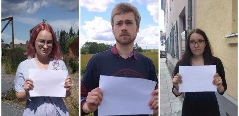 Tartu ülikooli üliõpilasesindus toetab tudengeid, kes kirjutasid probleemidest Hongkongis
