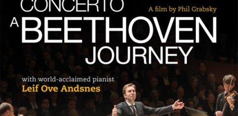 Beethoveni 250. sünniaastapäeva puhul näeb kinolinal vaid korra paljukiidetud kontsertfilmi