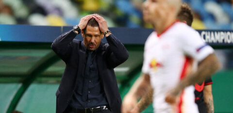 Diego Simeone: Leipzigi entusiasm maksis meile võidu