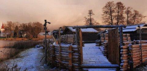 В Латвии после реконструкции вновь открылся уникальный озерный замок Арайши