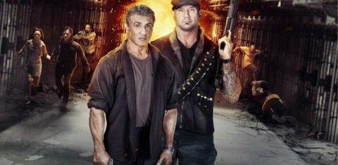 Kas tõesti filmiti Sylvester Stallone'i uus film ka Eestis?