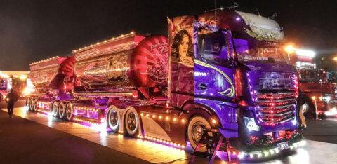 Mis toimub Tallinn Truck Showl 20. juulil?