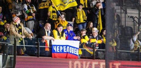 """Песнь льда и пламени. Почему матчи """"Йокерита"""" и """"Северстали"""" в Таллинне получились такими крутыми"""