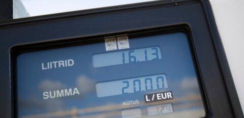 Глава Alexela: потребителям продают дизель с биодобавками под видом чистого топлива