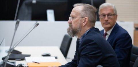 VIDEO JA FOTOD | Harju maakohus mõistis sportlasi dopingule kallutanud Mati Alaveri aastaks tingimisi vangi