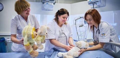 """""""Мишка"""" поможет собрать средства для детских больниц Эстонии"""