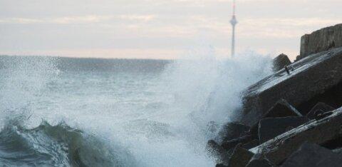 Tulekul aasta esimene torm: tugevad tuulepuhangud võivad põhjustada elektrikatkestusi ja murda puid