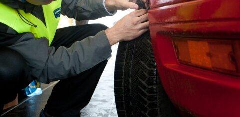Шипованные или ламельные? Какие шины предпочитают эстонские водители и почему