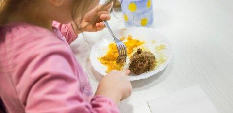 Все больше таллиннских семей получают от города дополнительную продуктовую помощь