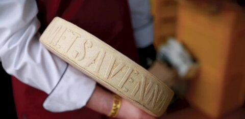 Metsavenna talu peremees tahab astuda Itaalia juustukooperatiivi liikmeks