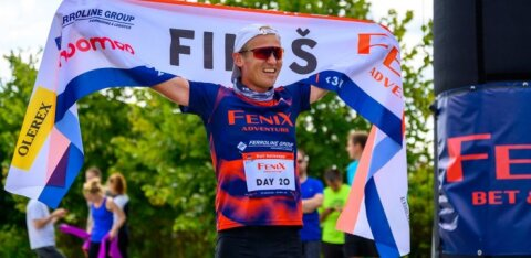 20 марафонов за 20 дней. Эстонский ультраспортсмен вошел в историю