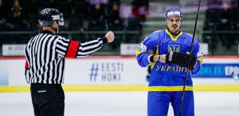 ФОРС-МАЖОР: Сборная Украины покинула площадку, не доиграв матч