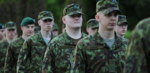 Готовность эстонской молодежи участвовать в оборонительной деятельности значительно выросла