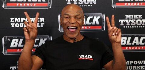 Mike Tyson valmistub poksiringi naasmiseks, mees on läbinud suure kaalukaotuse