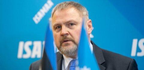 Террас: идея Кальюлайд встретиться с Путиным была отклонением от внешнеполитического курса