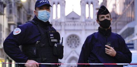 В Ницце задержали возможного соучастника напавшего на прихожан церкви