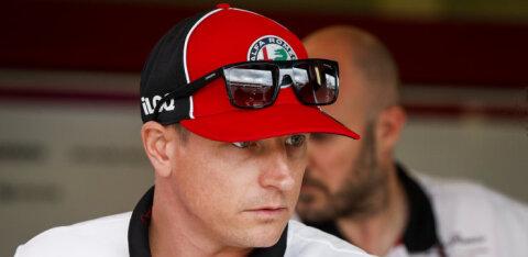 Räikkönen kirjutas end F1 rekordiraamatusse