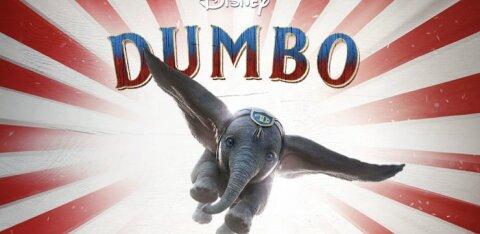 """TREILER   Nädalavahetuse kinohitt on """"Dumbo"""""""
