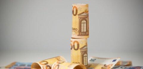 GRAAFIK | Eesti panga statistika: kas ülikeerulisel ajal pensionifondide varad kasvasid või kahanesid?