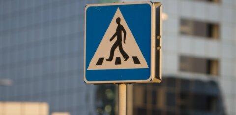 В Каламая на пешеходном переходе сбили мужчину