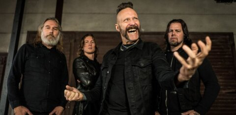 Vuntsid tulevad! Rootsi raskeroki raudvara Mustasch tuleb Tallinnasse uut albumit esitlema