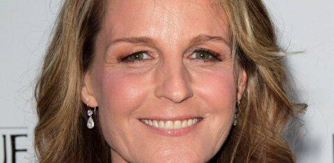 Näitleja Helen Hunt sattus raskesse avariisse