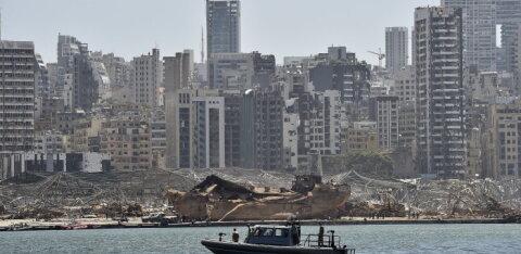 Число погибших при взрыве в порту Бейрута возросло до 158 человек
