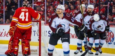 VIDEO | NHLis tehti ajalugu: konverentsi võitjad langesid konkurentsist juba avaringis