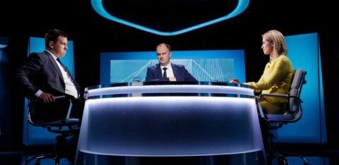 РЕЙТИНГ: Поддержка Каллас среди русских растет, но Ратас по-прежнему лидирует