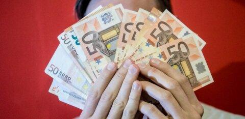 Смотрите, какую зарплату получают в Эстонии на разных должностях