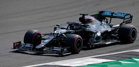 Mercedesed näitasid taas võimu, Nico Hülkenberg kogub hoogu