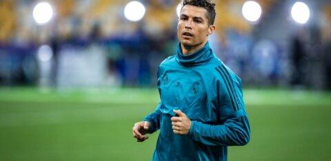 VIDEO | Kaotusseisust välja tulnud Juventus kindlustas kaheksanda järjestikuse meistritiitli, Ronaldo tegi ajalugu
