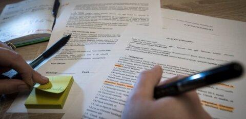 Internetist leitud suvalise üürilepingu kasutamine võib põhjustada paraja peavalu