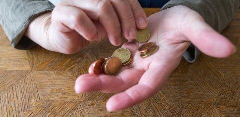 GRAAFIK | Iga neljas töötaja tahaks palka saada vähemalt kord nädalas