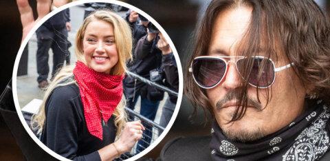 Olukord kisub eriti koledaks! Johnny Deppi plahvatuslik tunnistus kohtus avalikustab näitlejanna kõige võikamad kombed