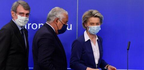 """Евросоюз ввел """"темно-красные"""" зоны по COVID-19"""