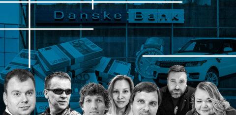 Eesti pankurite eliitüksus: ilusad autod, sularahahunnikud ja salasidemed klientidega