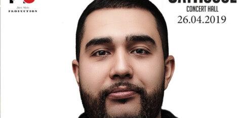 Выиграйте билеты на Live-концерт JAH Khalib