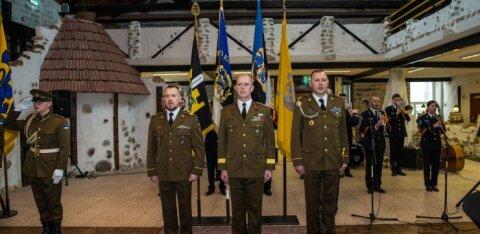 FOTOD | Kaitseväe uueks veebliks sai staabiveebel Enn Adoson