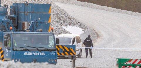 Riik tahab pikendada politsei kohalolu Sõnajalgade Aidu tuulepargis määramata ajani