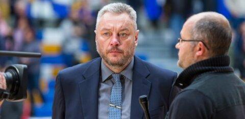 Priit Vene 58-punktilise kaotuse järel: poistega on meeste vastu ikka keeruline