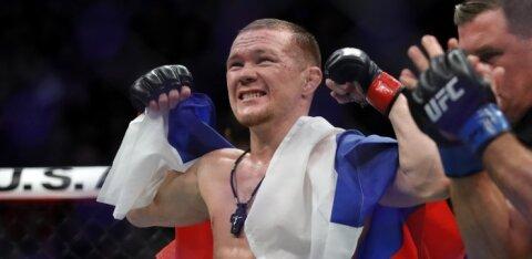 ВИДЕО: Россиянин Петр Ян завоевал чемпионский пояс UFC нокаутом