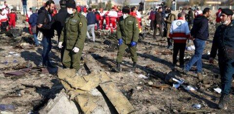 В Иране назвали причину гибели украинского Boeing