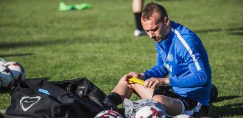 Baranov peab hakkama uut klubi otsima