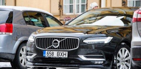 Концерн Volvo отзывает в Эстонии более 600 автомобилей
