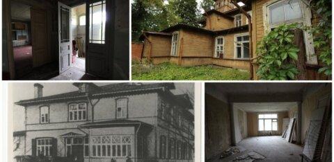ПОСЛЕДНИЕ КАДРЫ | Вчера сгорело одно из исторических зданий Балтийской мануфактуры. У владельца на него были большие планы