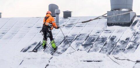 Власти напомоминают квартирным товариществам о зимних обязанностях