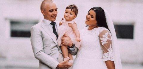 Kristina Pärtelpoeg pidi suurtest pulmadest loobuma: 130 külalisega küünipidu muutus 50 inimesega kesklinna pralleks